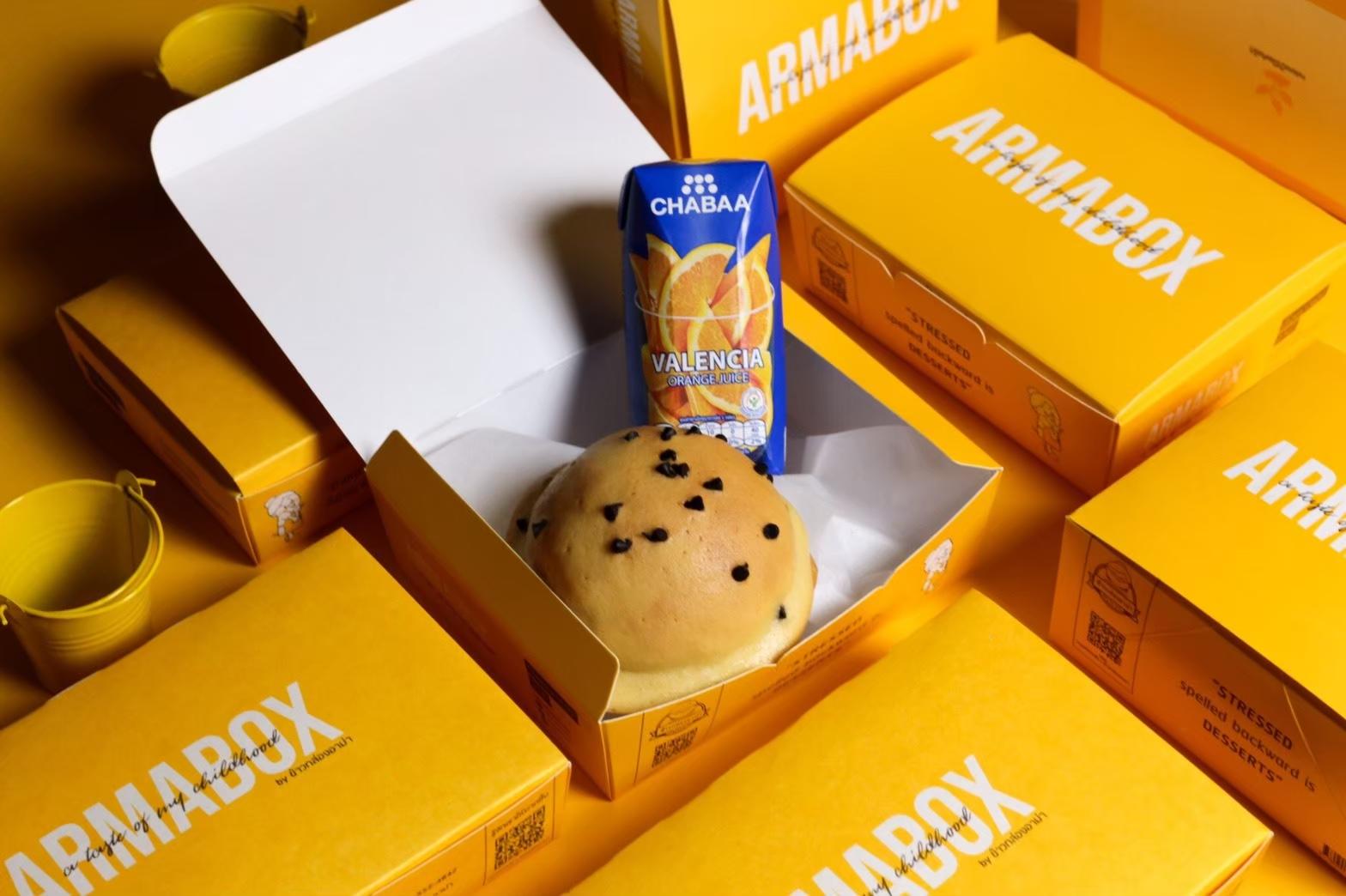 snack box หรู