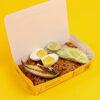 N-ขฺ้าวผัดน้ำพริกปลาทู+ไข่ต้ม