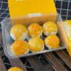 K-เปี๊ยะไส้ถั่วไข่เค็ม (6ชิ้น)